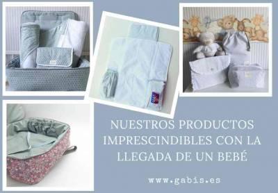 Productos imprescindibles con la llegada de un bebé ⋆ Gabis. es