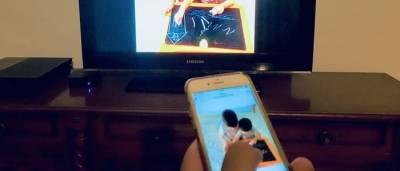 Cómo ver el móvil en la televisión.