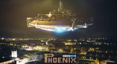 La recreativa más ochentera, Phoenix / Ave Fénix (Si, la de la barrera y la nave gigante)