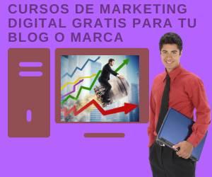 Conoce los cursos de marketing digital gratis en este post