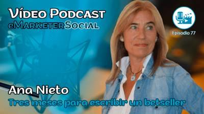 077 Ana Nieto Fundadora de Triunfa con tu Libro