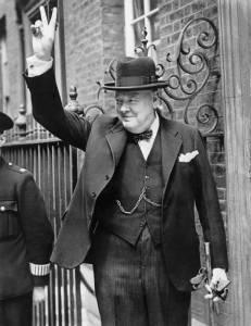 Winston Churchill: de las playas de Galípoli a las playas de Normandía