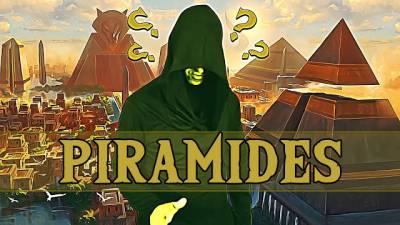 ¿Quien construyo la esfinge y las pirámides de Egipto?