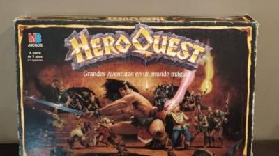 Redescubriendo Heroquest