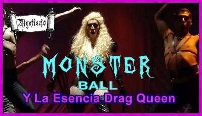 Monster Ball Cali Y La Esencia Drag Queen (Reseña y Documental )