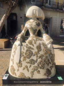 #MiércolesMudo – Ecomeninas #EcomeninasGallery en #Almería