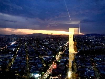 #miércolesmudo - Sunset On Guadalajara