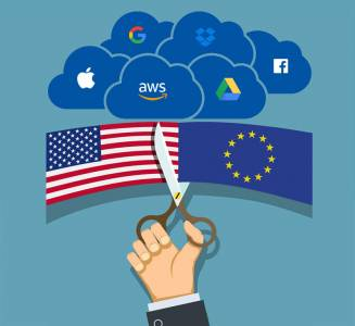 Europa no se fía del Cloud en Estados Unidos. Proyecto Gaia-X.