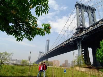 Ruta andando por Nueva York - Día 2