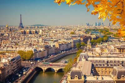 Lugares del Mundo 'Paris, Francia'