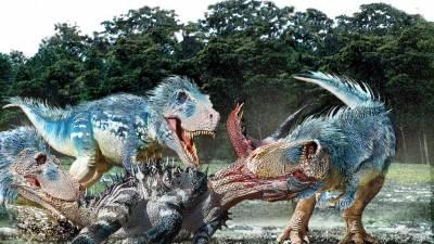 Los Dinosaurios tenían plumas y no rugían.