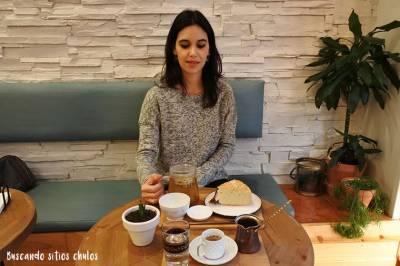 Okaeri, té y comida saludable en Gijón