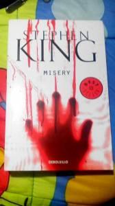 Reseña Misery de Stephen king