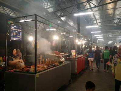 Miri, En El Este De Sarawak