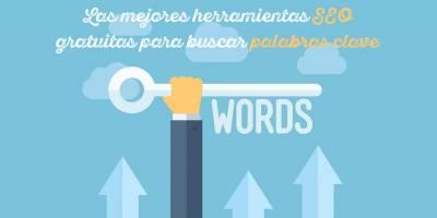 Las mejores herramientas gratuitas para keyword research: KWFinder y Ubersuggest