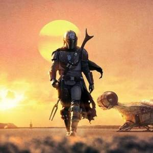 The mandalorian lo nuevo y genial de star wars!