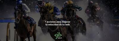 7 acciones para mejorar la velocidad de tu web