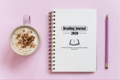 Reading Journal 2020 / Gratis