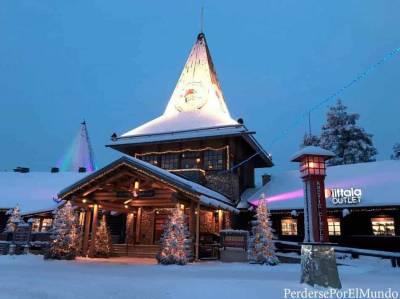 Visita a Papá Noel en Laponia: Santa Claus Village