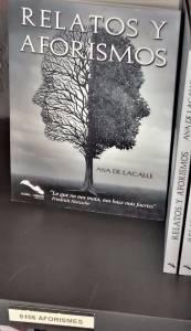 """Crítica de """"Relatos y Aforismos"""" de Ana de Lacalle. Por JOSEP LLUÍS MESTRES – FILOSOFIA …"""