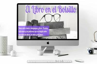 Iniciativa   Presume de blog con El libro en el bolsillo