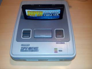 ▷ ANÁLISIS Super Everdrive China version para Super Nintendo
