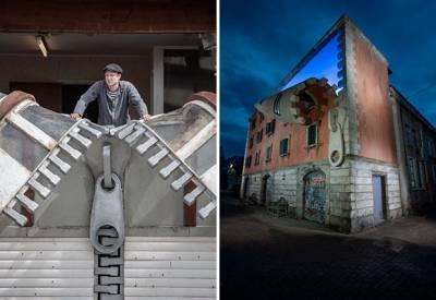 La fachada más increíble de Milán