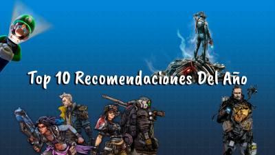 Top 10 Recomendaciones del Año