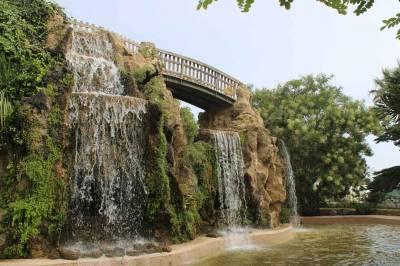 provincia de cádiz Jardín botánico y Parque Genovés en Cádiz - Antonio García Prats %