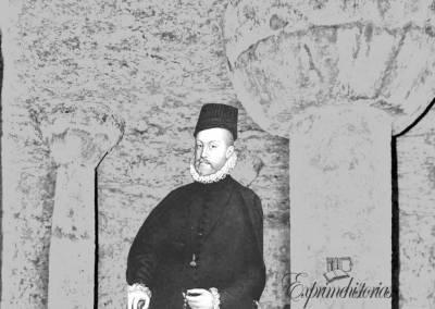 Felipe II y la cueva de Sopeña
