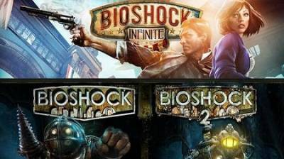 ¿Has Jugado A La Saga? De Rapture Al Cielo.. .BioShock: The Collection, Una Colección Imprescindible
