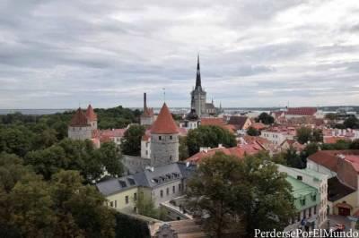 Qué ver en Tallin en 2 días: Visitando la Perla del Báltico