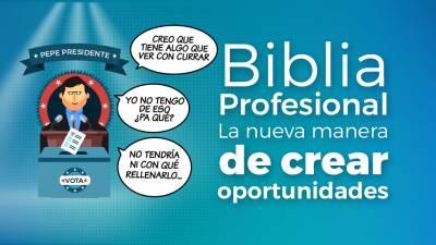 Biblia Profesional. La Nueva Manera de Crear Oportunidades de Negocio