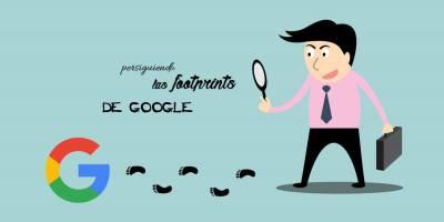 Footprints de Google 【operadores de búsqueda SEO】