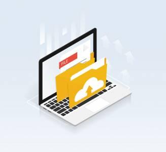 Guardar archivos en la nube con una plataforma privada