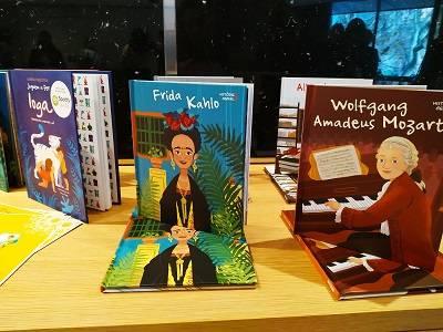 Libros infantiles VVKids para estas navidades