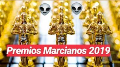 Premios marcianos 2019: La alfombra roja de Cine y críticas marcianas