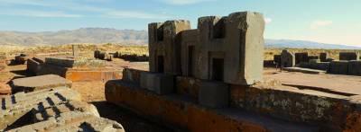 Tiwanaku, las enigmáticas ruinas preincaicas de Bolivia