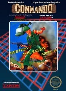 Reseña Retro: Commando para la NES