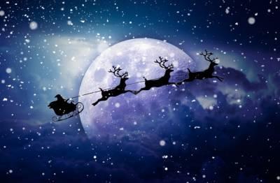 Aplicación Sigue a Papá Noel - Apps para niños - Mochila de Eric