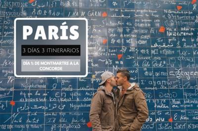 París: 3 días, 3 itinerarios – Día 1: de Montmartre a la Concorde   mimondo express