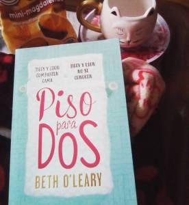 Reseña: Piso para Dos de Beth O'Leary