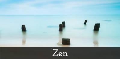 ㊧ Poesía ZEN para iniciados
