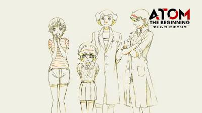 Atom: The Beginning - Reseña Anime