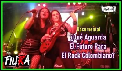 ¿Qué Aguarda El Futuro Para El Rock Colombiano?