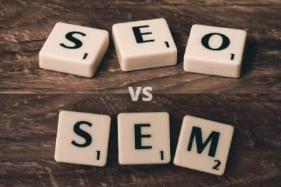 Conoce las diferencias entre SEO organico y SEM - Nikana Diseño Web