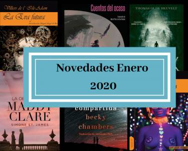 Novedades de enero 2020