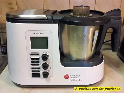 Como adaptar recetas en robots de cocina