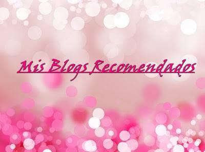 El Rincón de Keren: Mis Blogs Recomendados 2019-20