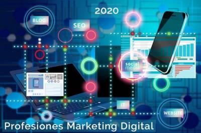 Profesiones más demandadas en Marketing Digital